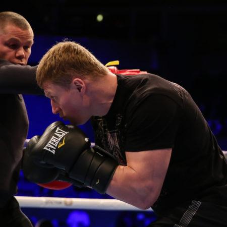 Joshua Targets Povetkin Knockout