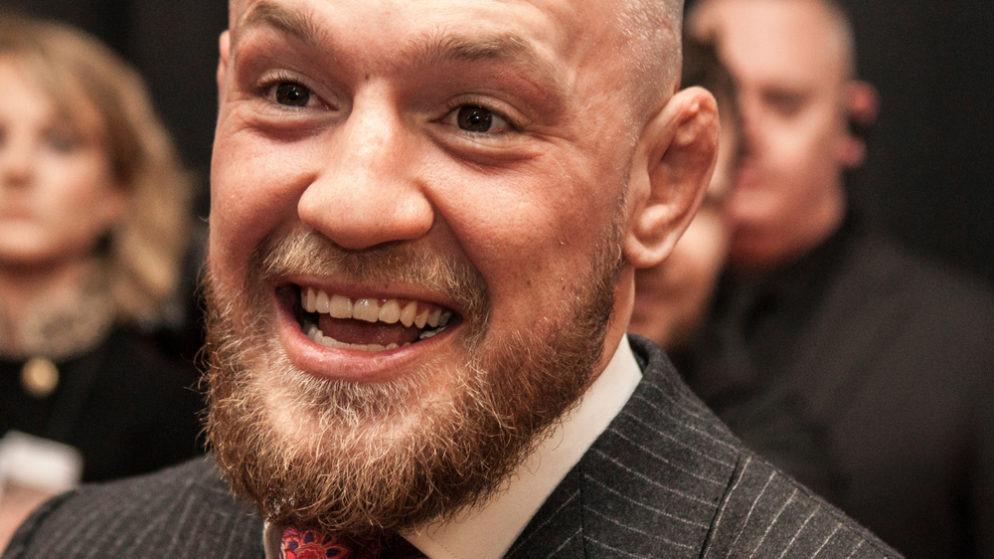 McGregor Returning to 'Silence' Nurmagomedov