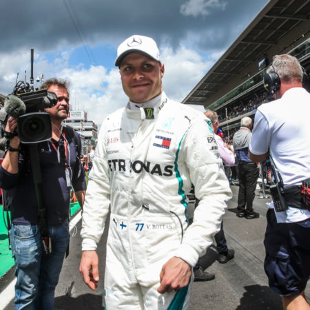 Bottas Admits to Mercedes Struggle