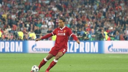 Reds Sweating Over Virgil van Dijk Fitness