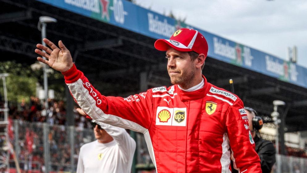 Ferrari Progress Encourages Vettel