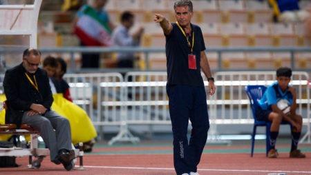 Carlos Queiroz Fumes Over VAR Decision