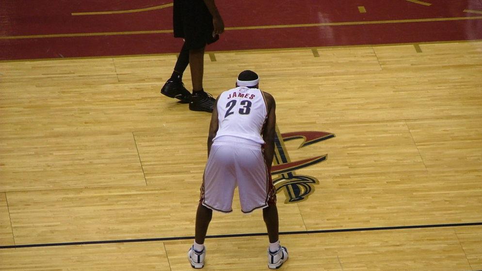 LeBron Considers Next NBA Step