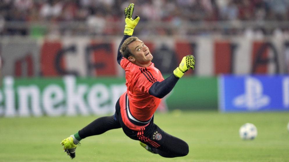 Neuer Plays Down Injury Concerns