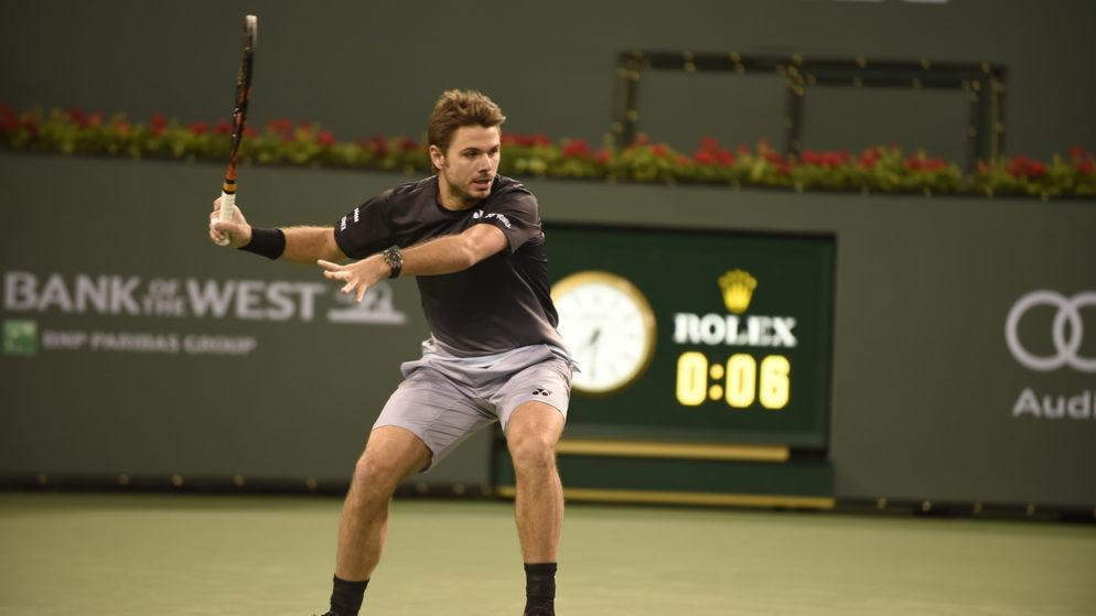 Stan Wawrinka Upbeat Ahead of Wimbledon