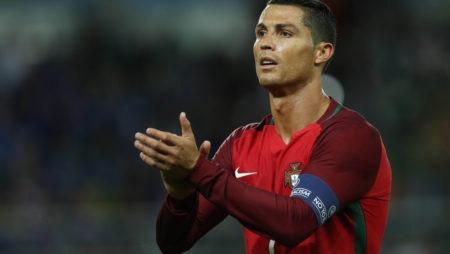 Cristiano Ronaldo Chasing More Goals