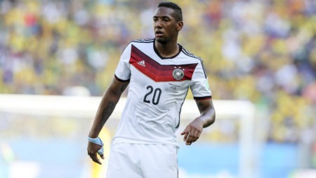 City and United to Battle for Boateng