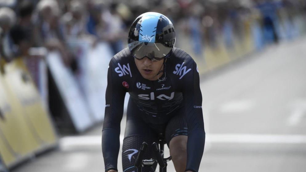 Ben King Wins Vuelta Stage Four