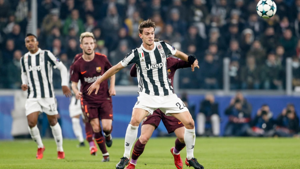 Juventus Ace Keen on Chelsea Move